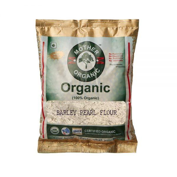 Mother Organic Barley Pearl Flour (700 gm)-0
