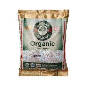 Mother Organic Basmati Rice (1 kg)-0