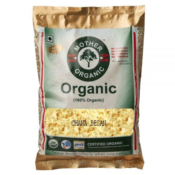 Mother Organic Channa Besan (1 kg)-0