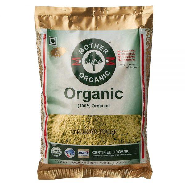 Mother Organic Coriander Powder (300 gm)-0