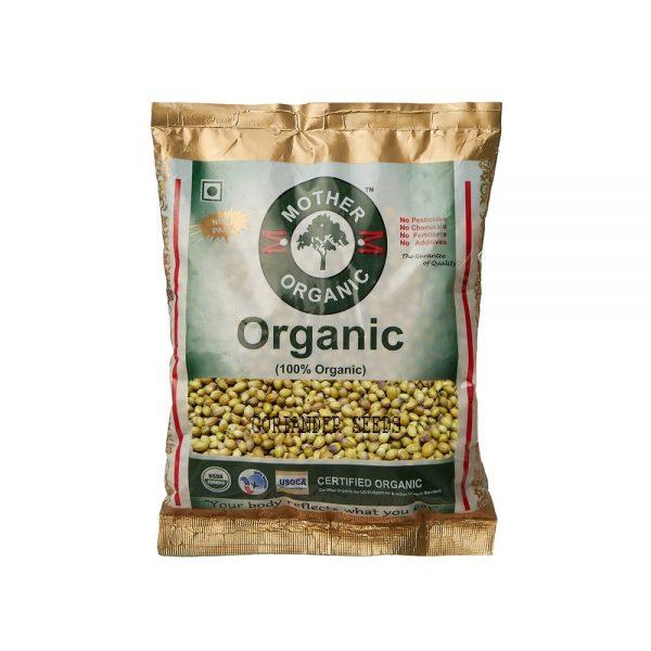 Mother Organic Coriander Seeds (50 gm)-0