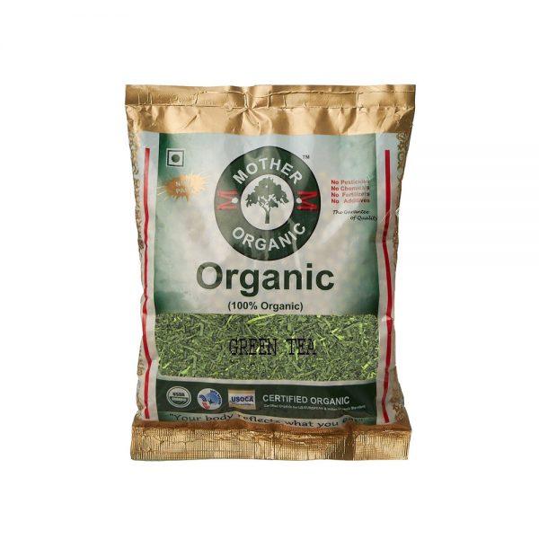 Mother Organic Green Tea (250 gm)-0