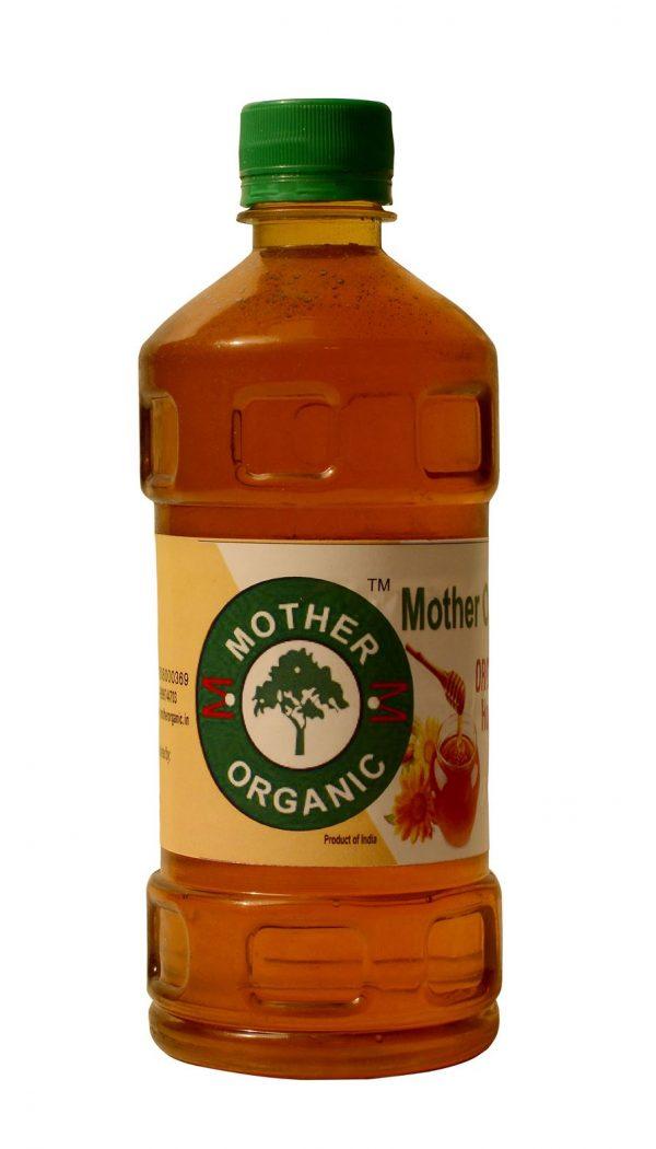 Mother Organic Honey Bottle (750 gm)-0