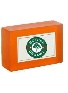 Mother Organic Honey & Kesar Soap (100 gm)-0