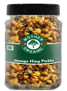 Mother Organic Mango Heeng Pickle (350 gm)-0