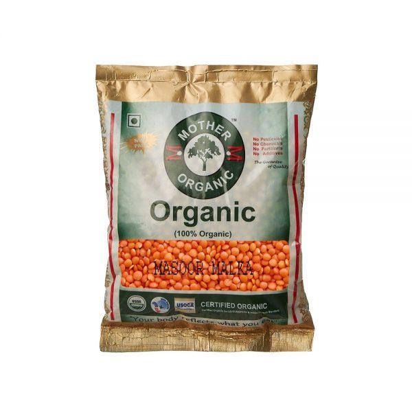 Mother Organic Masoor Malka (500 gm)-0