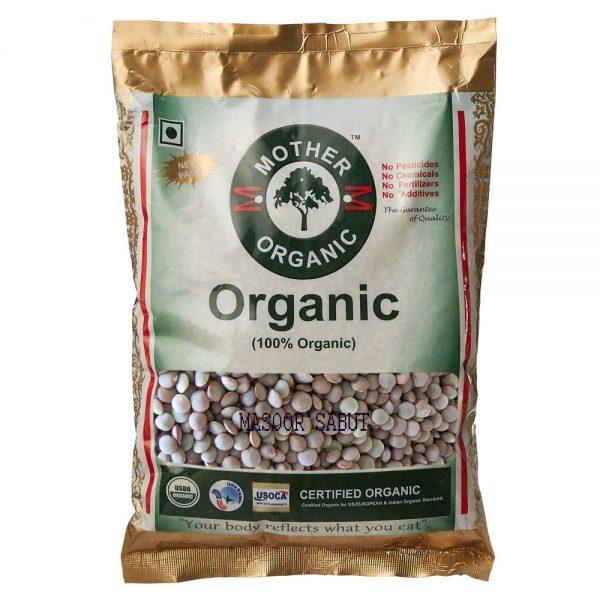 Mother Organic Masoor Sabut (1 kg)-0