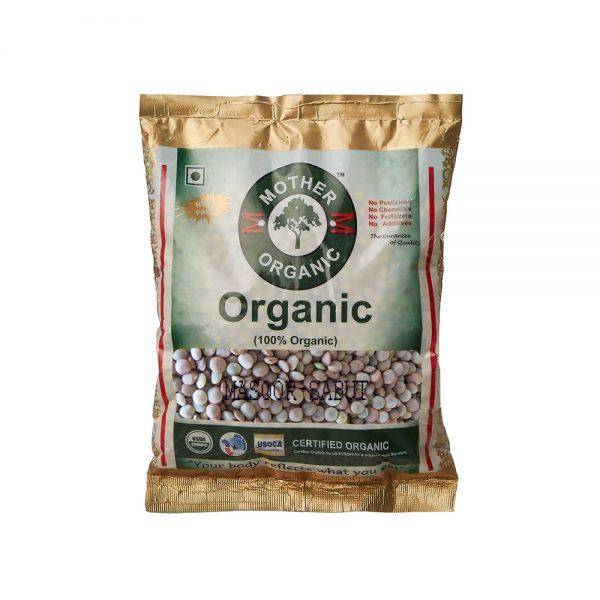 Mother Organic Masoor Sabut (500 gm)-0