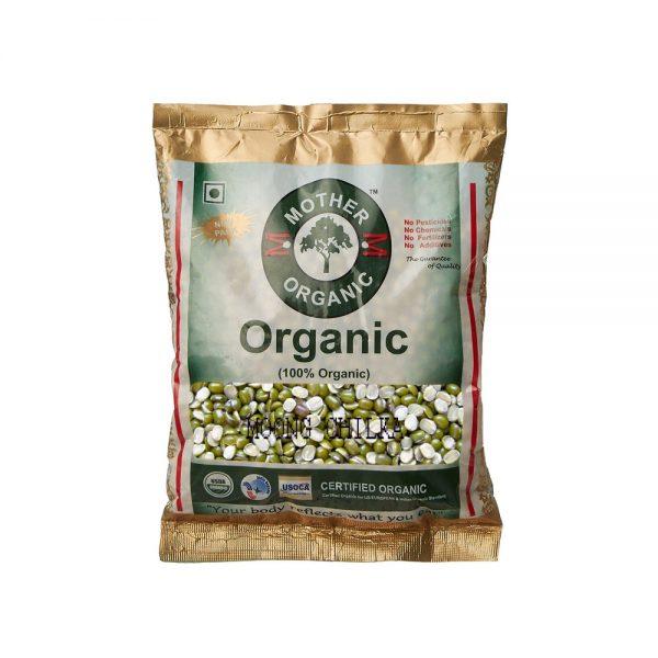Mother Organic Moong Chilka (500 gm)-0