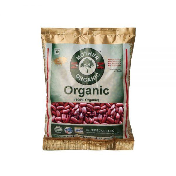 Mother Organic Rajma Jammu (500 gm)-0