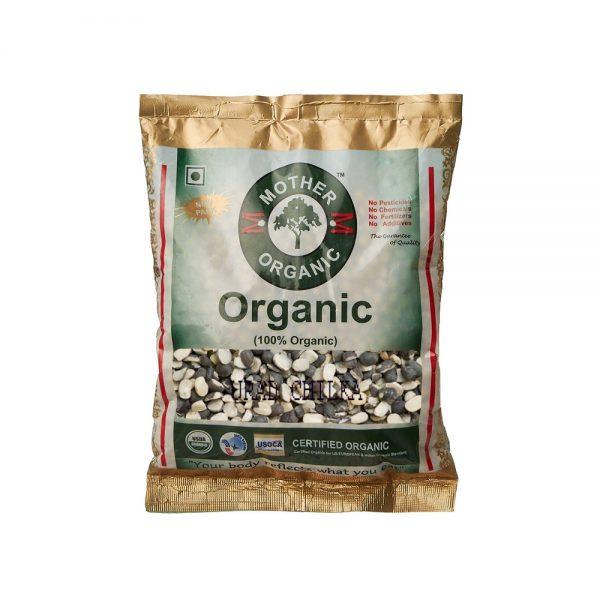 Mother Organic Urad Chilka (500 gm)-0