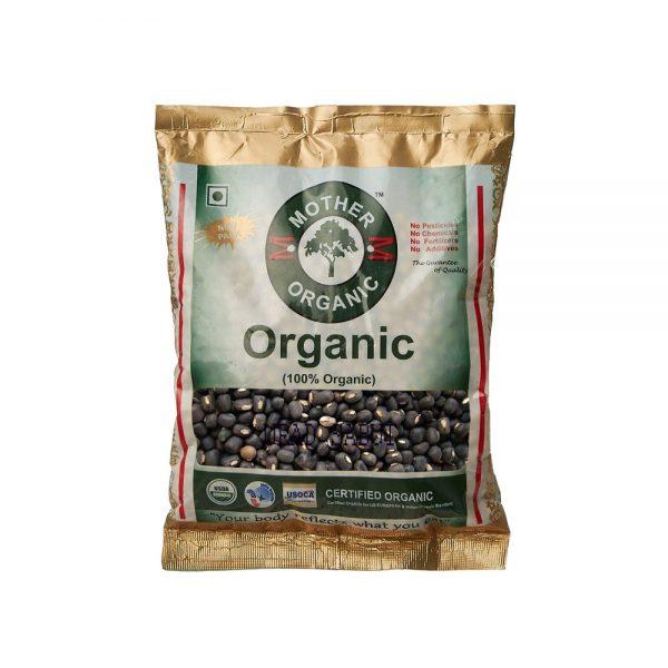 Mother Organic Urad Sabut (500 gm)-0