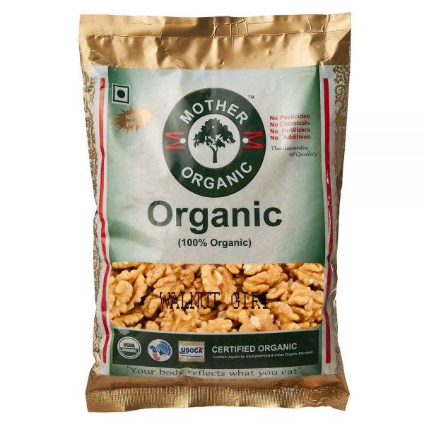 Mother Organic Walnut Giri (500 gm)-0