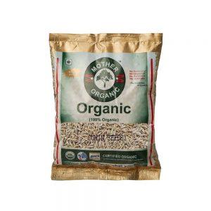 Mother Organic Cumin Seeds (100 gm)-0