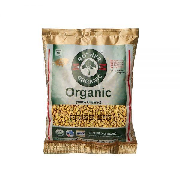 Mother Organic Fenugreek Seeds (100 gm)-0