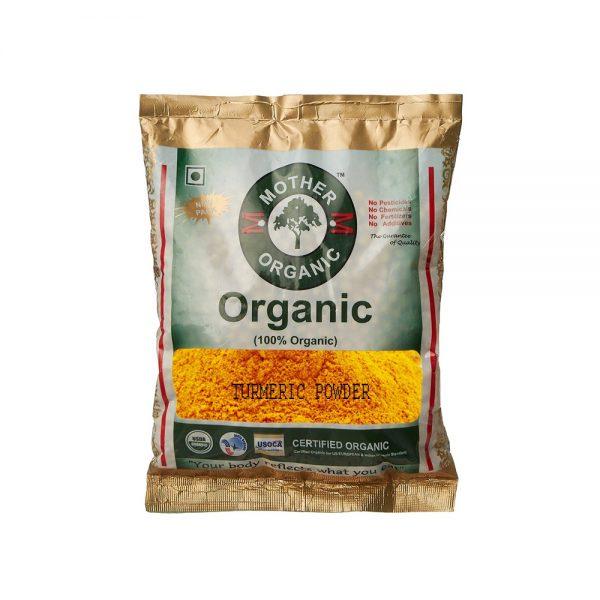 Mother Organic Turmeric Powder (100 gm)-0
