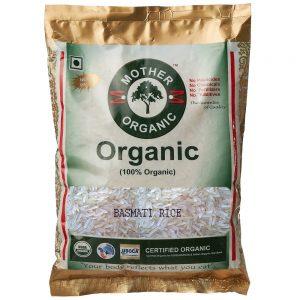 Mother Organic Rice Basmati (5 kg)-0
