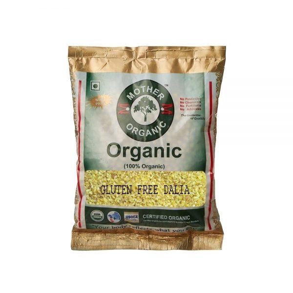 Mother Organic Gluten Free Dalia (500 gm)-0