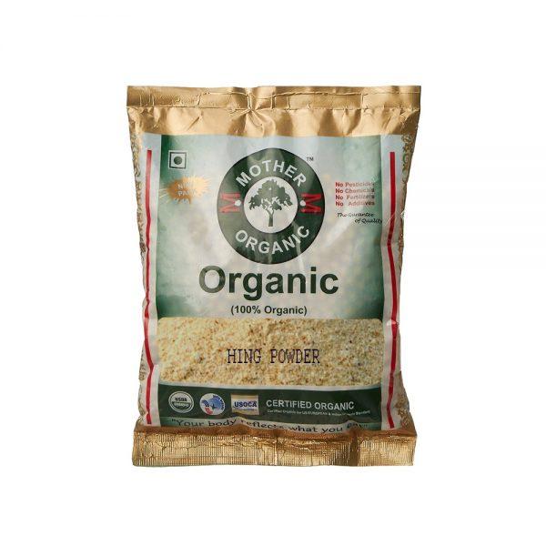 Mother Organic Heeng Powder (50 gm)-0