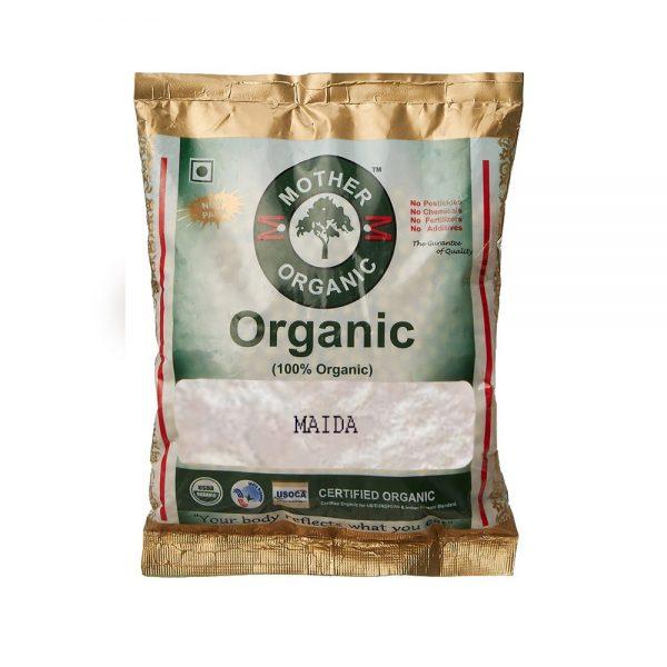 Mother Organic Maida (500 gm)-0