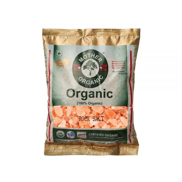Mother Organic Rock Salt (500 gm)-0