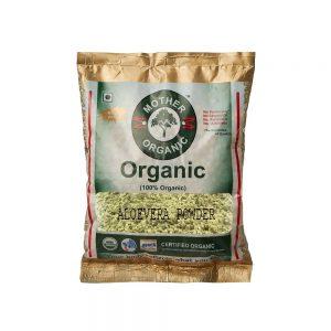 Mother Organic Aloevera Powder (100 gms)-0