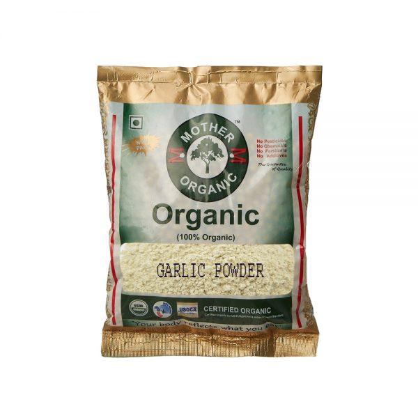 Mother Organic Garlic Powder (100 gms)-0