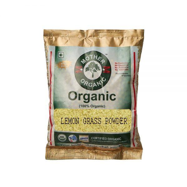 Mother Organic Lemon Grass Powder (100 gms)-0