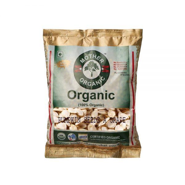 Mother Organic Pumpkin seed A Grade (100 gms)-0