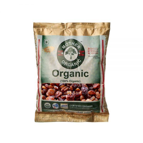 Mother Organic Raisin (250 gms)-0