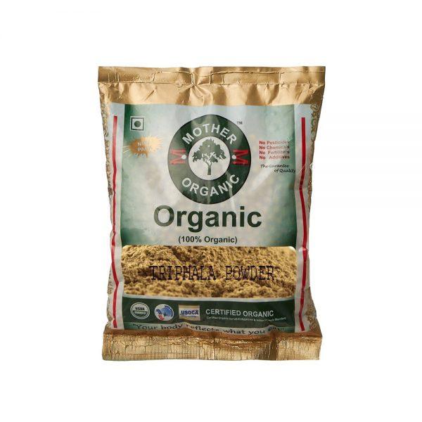 Mother Organic Triphla Powder (100 gms)-0