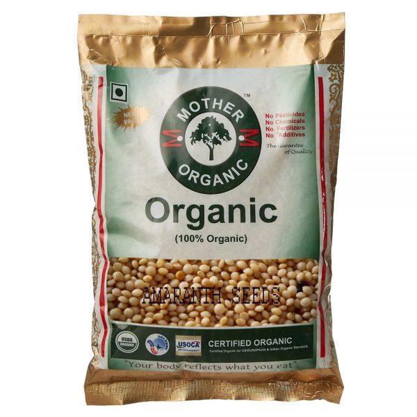Mother Organic Amaranath Seeds (500 gm)-0