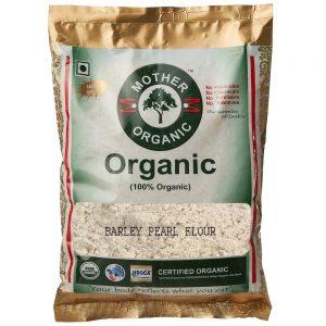 Mother Organic Barley Pearl Flour (4 kg)-0