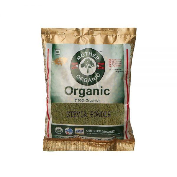 Mother Organic Stevia Powder (100 gms)-0